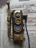 Jules Verne's MP3 by SteampunkChile