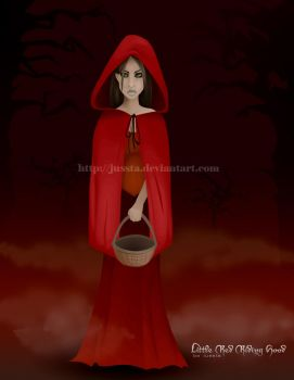 Little Red Riding Hood by jussta