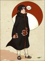 Itachi is Disappointed in this by Mikoto-koto
