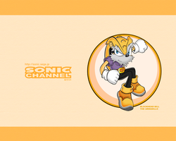 STC Sonic channel Bill by Gothicraft