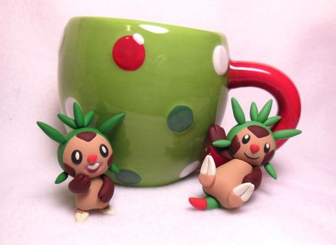 .:Chespin:. by Foureyedalien
