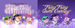 Fairy Fairy Quite Contrary Title Card by Minkerdoodle