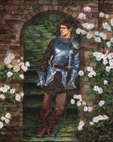 The Rose of England by ObsidianSerpent