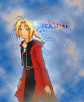 Edward elric by clem1619