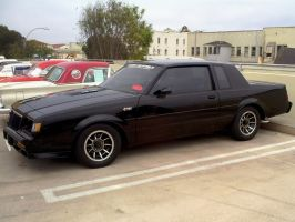 1982 to 1987 Buick Regal Grand National GN GNX by Partywave