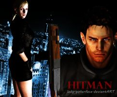 Hitman wallpaper by lady-pokerface