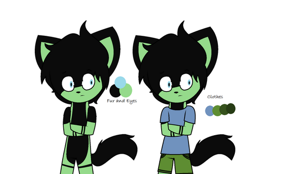 Smol Sly Ref by Sky-Noobster