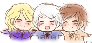 [APH] Bad Touch Trio by THE-L0LLIP0P