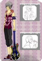 New Adoptable Auction - Open by Zaliviel