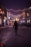 Christmas Streets - Day 139 by escaped-emotions