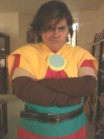 Cawlin Cosplay Preview~ by InvaderSonicMx