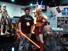 20080725 Ahsoka Tano SDCC by t33b0n3