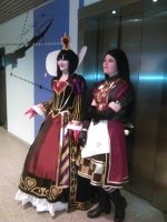 Queen of hearts j popcon 2015 by daylover1313