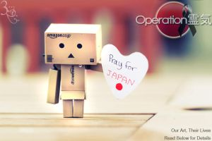 Pray For JAPAN ... by aoao2