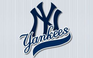New York Yankees by AdorableKitty08