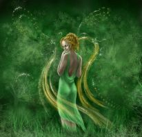 Fairy by Flosshilde