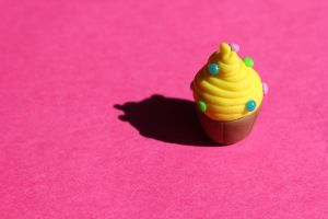 clay cupcake by whatever-you-call-it