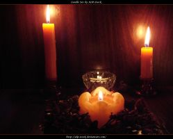 Candle Set 4 by ALP-Stock