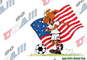 Go USA!!! by N-City
