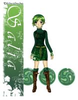 Saria -  new design by YongFoo-ds7