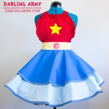 Steven Universe Cosplay Pinafore by DarlingArmy