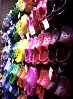Crocs by wentzxxpete