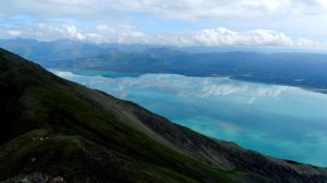 Kluane Blue by BCMountainClimber