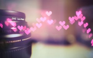 sweet camera by Aquatutorials