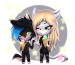 Comm: .:Tamy and Juli:. by Shide-Dy