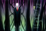Slender Man (text) by Nemerida