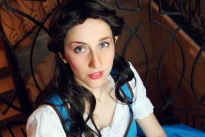 Belle Once Upon a Time by MademoiselleDaae