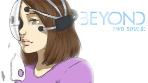 Cry Plays: Beyond Two Souls by egadmychips