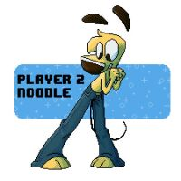 Player 2 Select Noodle by JoeMcGro