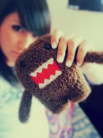 i have a domo kun by daniedesigns