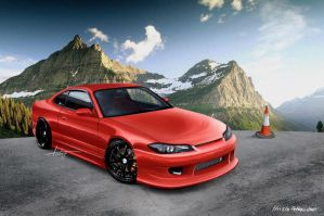 Nissan Silvia by thehppBG