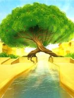 Tree of life by Designed-One
