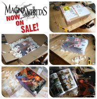 Magna Veritas is now on sale by dronio