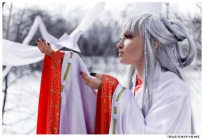 hinoto cosplay by True-Envy-is-ME