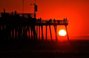 Pismo Sunset by robgbob