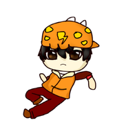 boboiboy chibi! :D by Thira1999