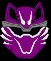 Power Rangers Jungle Fury - Violet Ranger by PowerRangersWorld999