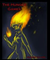 Hunger Games Cover-contest by kittygirl778