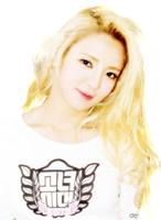 Hyoyeon (SNSD) render [PNG] by Sellscarol