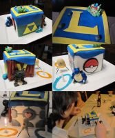 the game cake by lorestra