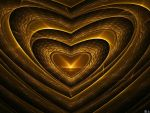 The Heart Of Gold by FracFx