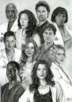 Grey's Anatomy by ArwenEvenstar16