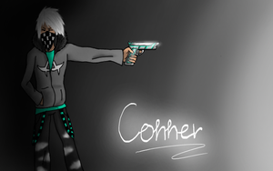Conner by AlinaTheKiller