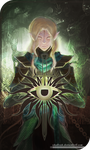Inquisitor Card by shalizeh
