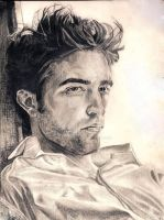 Robert Pattinson by detasar