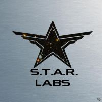 star labs logo from dc universe online by technognome
